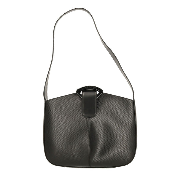 Louis Vuitton Black Epi Leather Reverie Shoulder Bag