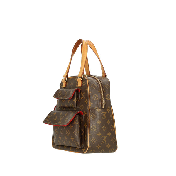 Louis Vuitton Monogram Excentri Cite Handbag