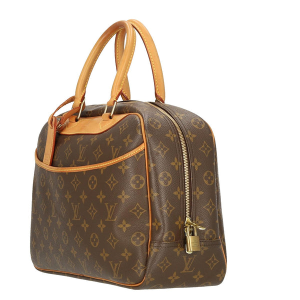 Louis Vuitton Monogram Deauville Handbag