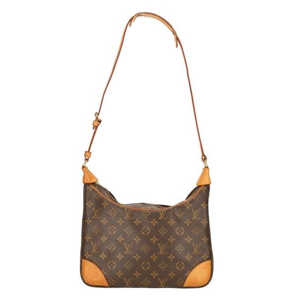 Louis Vuitton Monogram Boulogne 30 Shoulder Bag