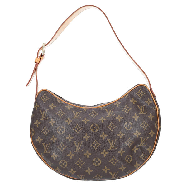 Louis Vuitton Monogram Croissant MM Shoulder Bag