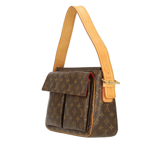 Louis Vuitton Monogram Viva Cite GM Shoulder Bag