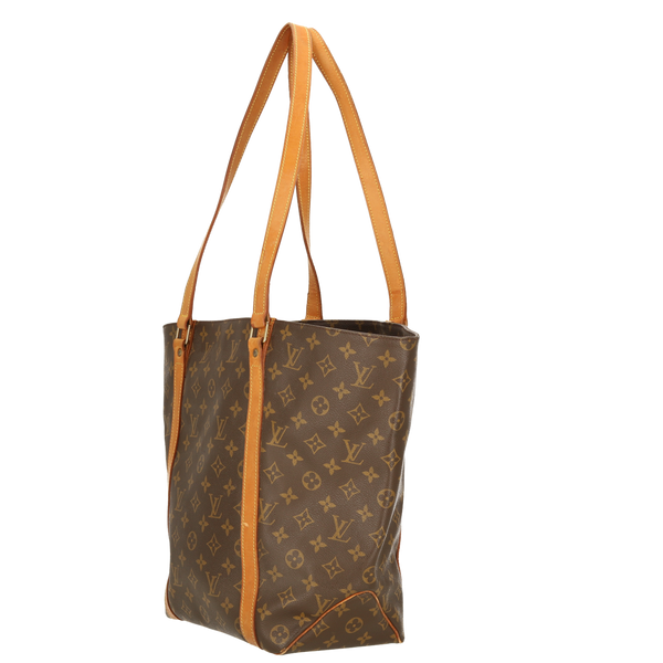 Louis Vuitton Monogram Sac Shopping Shoulder Bag