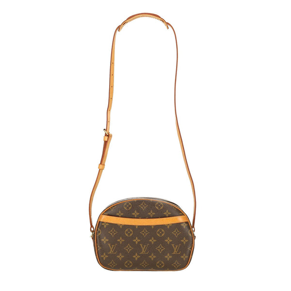 Louis Vuitton Monogram Blois Shoulder Bag