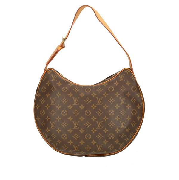 Louis Vuitton Monogram Canvas Croissant GM Shoulder Bag