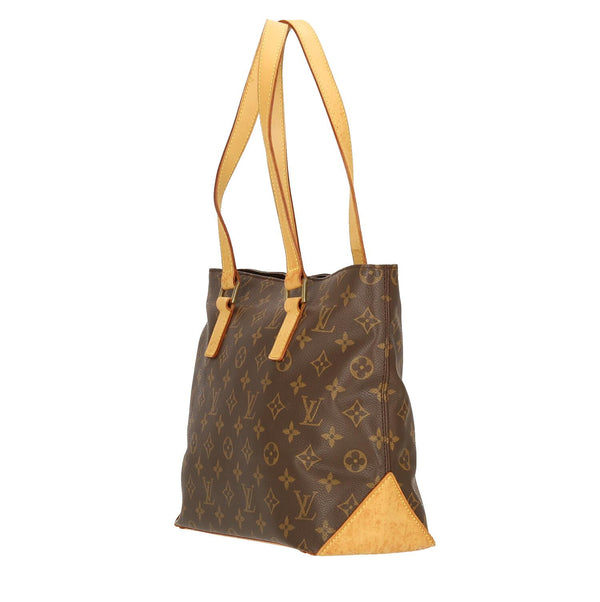 Louis Vuitton Monogram Cabas Piano Shoulder Bag