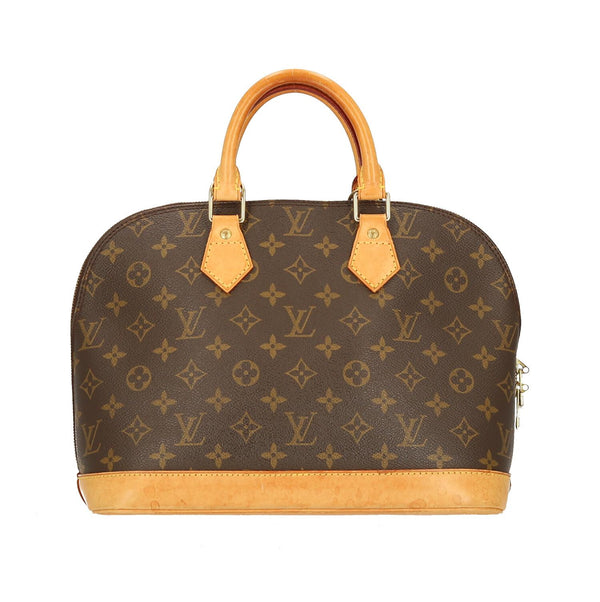 Louis Vuitton Monogram Alma PM Handbag
