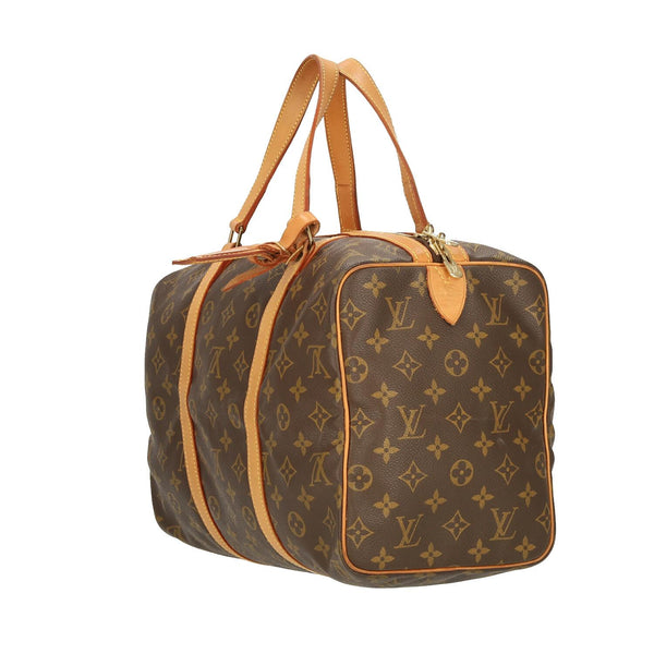 Louis Vuitton Monogram Sac Souple 35 Travel Bag