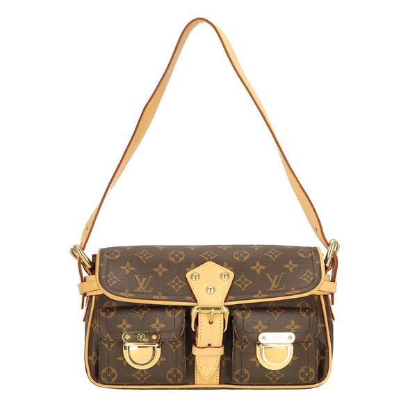 Louis Vuitton Monogram Hudson PM Shoulder Bag