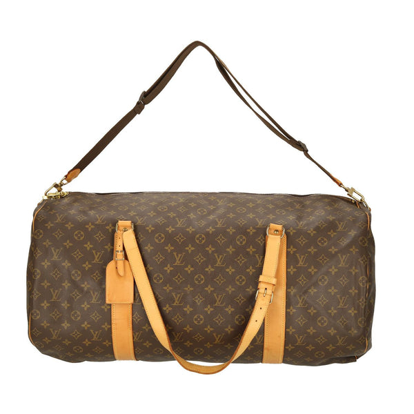 Louis Vuitton Monogram Sac Polochon 65 Travel Bag