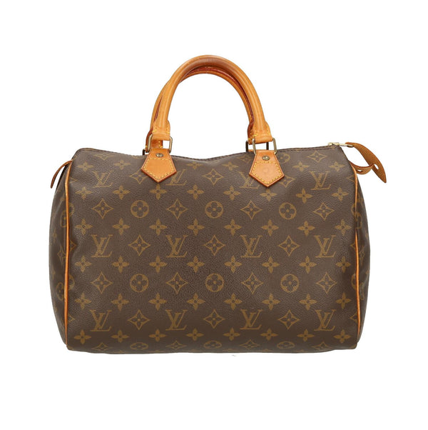 Louis Vuitton Monogram Speedy 30 Handbag