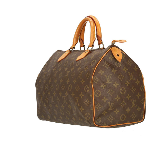 Louis Vuitton Monogram Speedy 35 Handbag