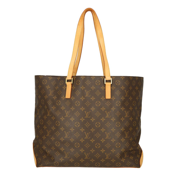 Louis Vuitton Monogram Cabas Alto Shoulder Bag