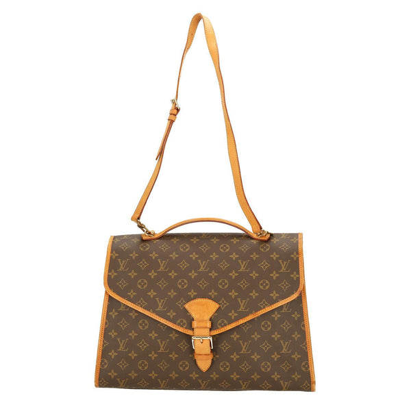 Louis Vuitton Monogram MM Beverly Briefcase