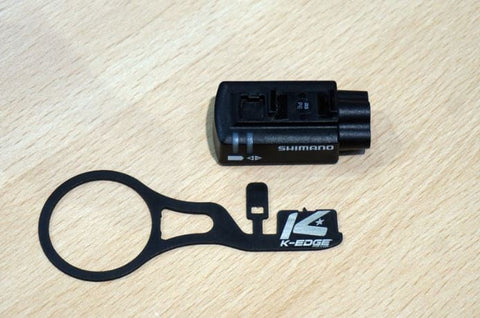 K13-370  K-EDGE Di2 Junction Box Mount Nero K-EDGE - Charlie Bike Store