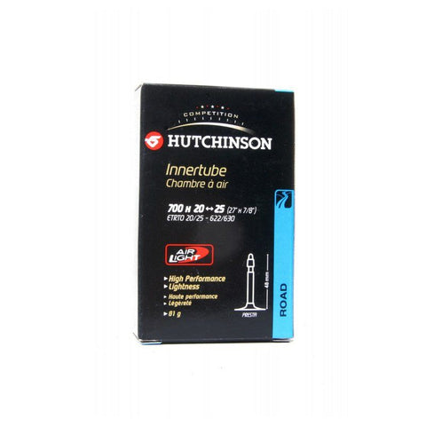 Camera d'aria Airlight 700x20-25 Presta 48mm HUTCHINSON HUTCHINSON - Charlie Bike Store