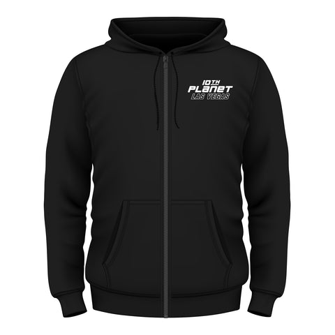 10th Planet Las Vegas Zip-Up