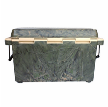 Load image into Gallery viewer, 55 QUART TAIGA COOLER WOODLAND CAMO