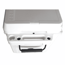 Load image into Gallery viewer, 55 QUART TAIGA COOLER WHITE