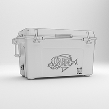 Load image into Gallery viewer, 55 QUART TAIGA COOLER WHITE - BARGAIN