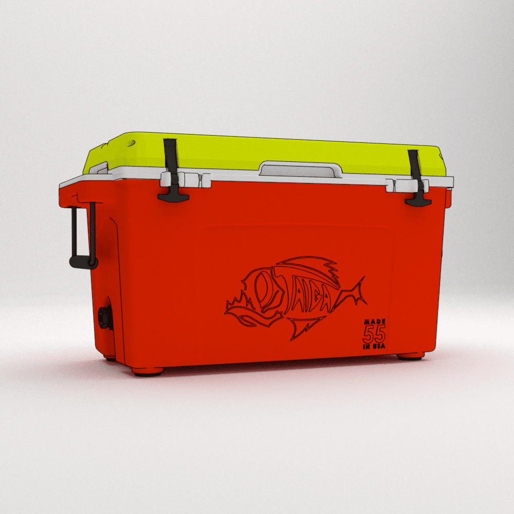 55 QT Full custom cooler - 50 cooler minimum