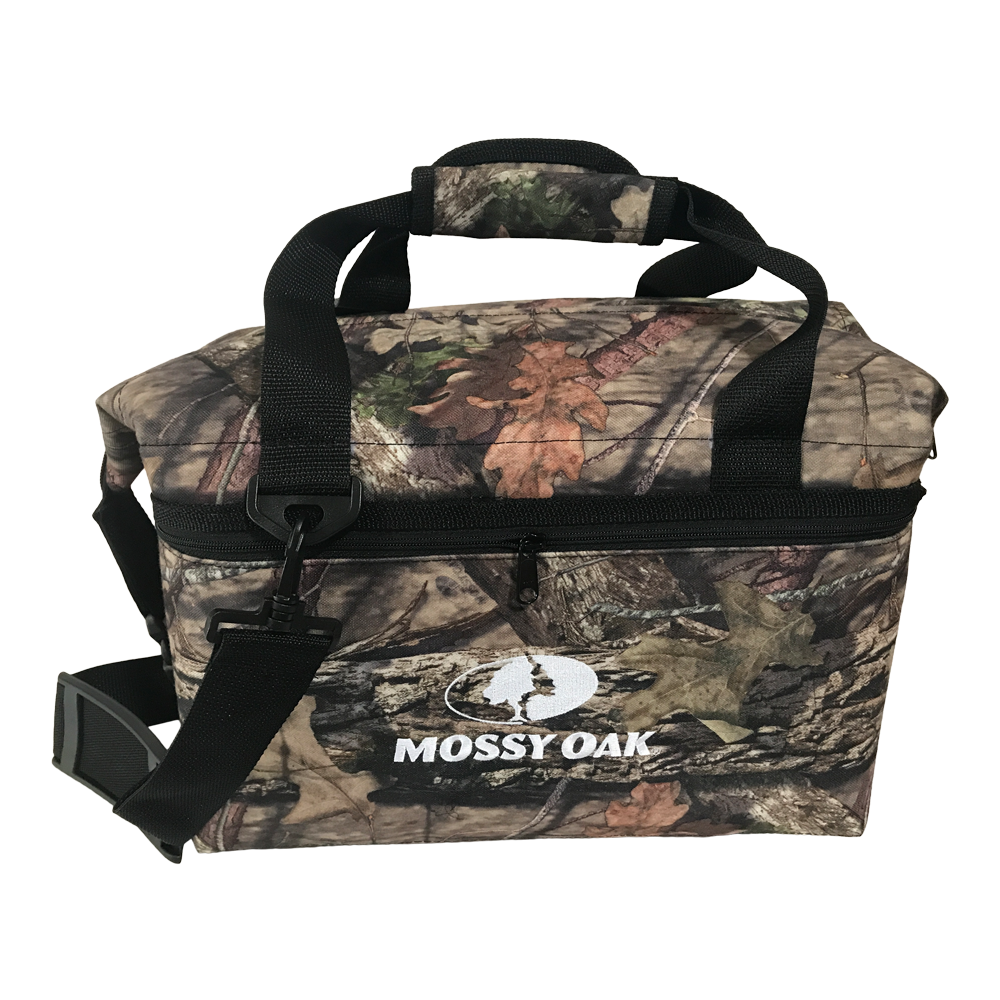 MOSSY OAK® BREAK-UP COUNTRY® SOFT SIDED COOLER
