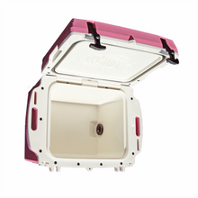 Load image into Gallery viewer, 27 QUART TAIGA PINK COOLER