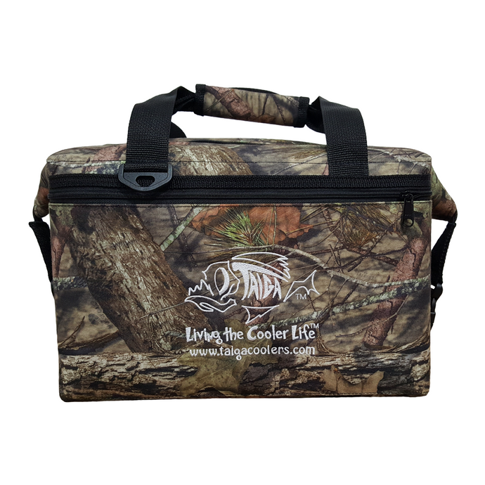 CAMO SOFT SIDED COOLER