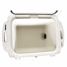 Load image into Gallery viewer, 27 QUART TAIGA COOLER - WHITE