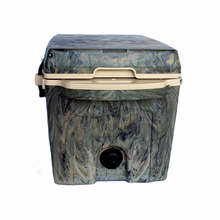 Load image into Gallery viewer, 27 QUART TAIGA COOLER - WOODLAND CAMO