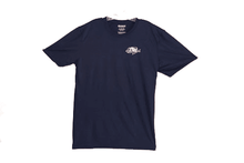 Load image into Gallery viewer, ADULT MOISTURE-WICKING T-SHIRT, NAVY