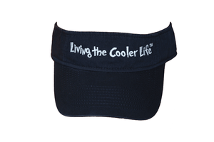 LIVING THE COOLER LIFE VISOR