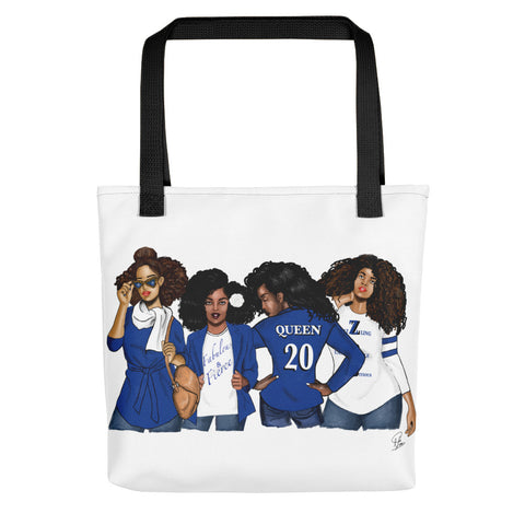Sorority Sisters ZPB Tote bag