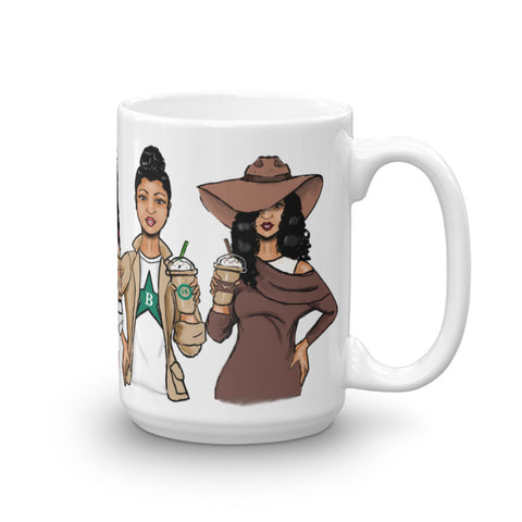 Coffee Girls Mug