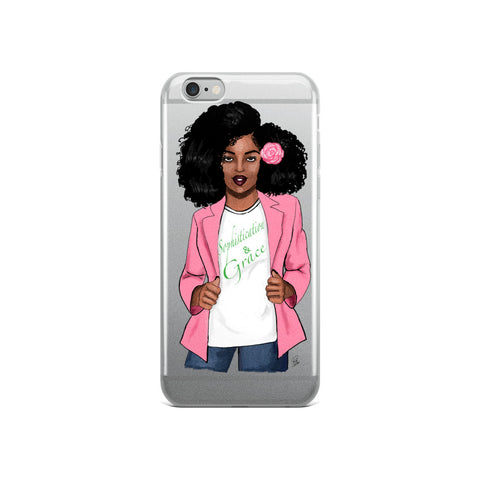 Sophistication and Grace AKA iPhone Case