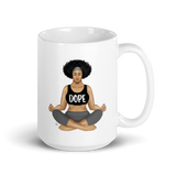 Keep Your Peace and Stay Dope ( Mug )