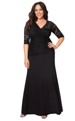 KIYONNA - Soiree Evening Gown - Rent Designer Dresses at Girl Meets Dress