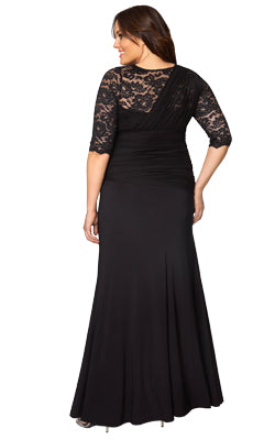 KIYONNA - Soiree Evening Gown - Designer Dress hire