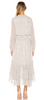 1. STATE - Ivory High Low Dress - Designer Dress hire