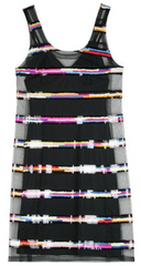 MARC JACOBS - Rainbow Paillette Dress - Rent Designer Dresses at Girl Meets Dress