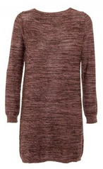 M MISSONI - Open Back Sweater Dress - Designer Dress Hire