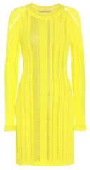 3.1 PHILLIP LIM - Yellow Knit Dress - Rent Designer Dresses at Girl Meets Dress