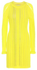 MIU MIU - Giallo Dress - Designer Dress hire