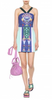 MARY KATRANTZOU - Mesmerising Digital Dress - Designer Dress hire
