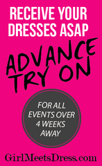GMD - ADVANCE TRY ON. - Designer Dress Hire