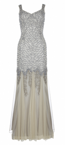 Serafina Beaded Gown