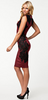 AX PARIS - Lace Crochet Dress - Designer Dress hire