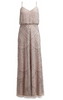 RIXO - Tyra Sequin Wrap Dress - Designer Dress hire