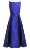 SPACE STYLE CONCEPT - Silk Satin Printed Dress - Designer Dress hire