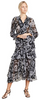 GORGEOUS COUTURE - Loren Print Maxi Dress - Designer Dress hire